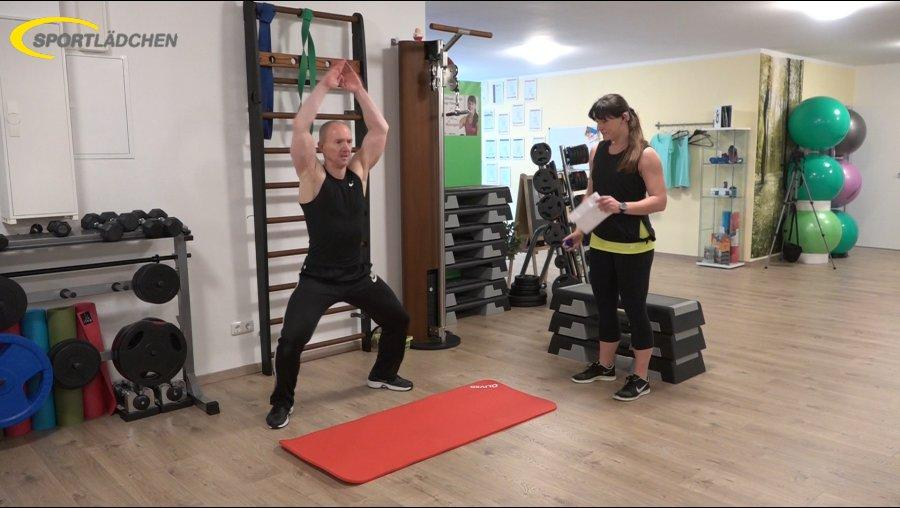 7 Minuten Workout Hampelmann Jumping Jack