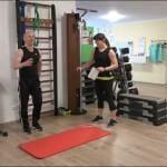 7 Minuten Workout Knee Highs 1