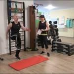 7 Minuten Workout Knee Highs 2