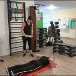 7 Minuten Workout Liegestuetz Push up mit Rotation 2