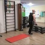 7 Minuten Workout Step up 1