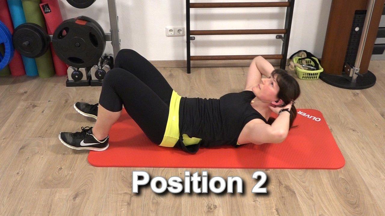Crunch Tutorial Position 1