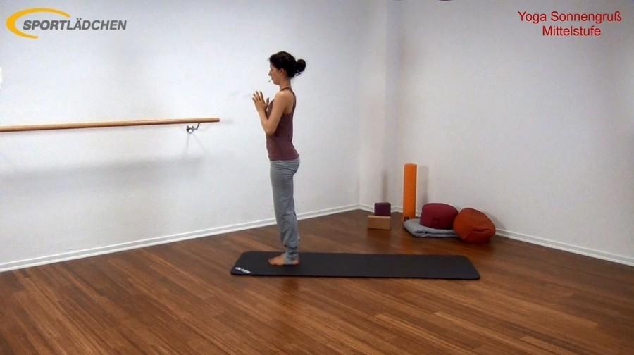 Yoga Sonnengruß Mittelstufe Bild 11