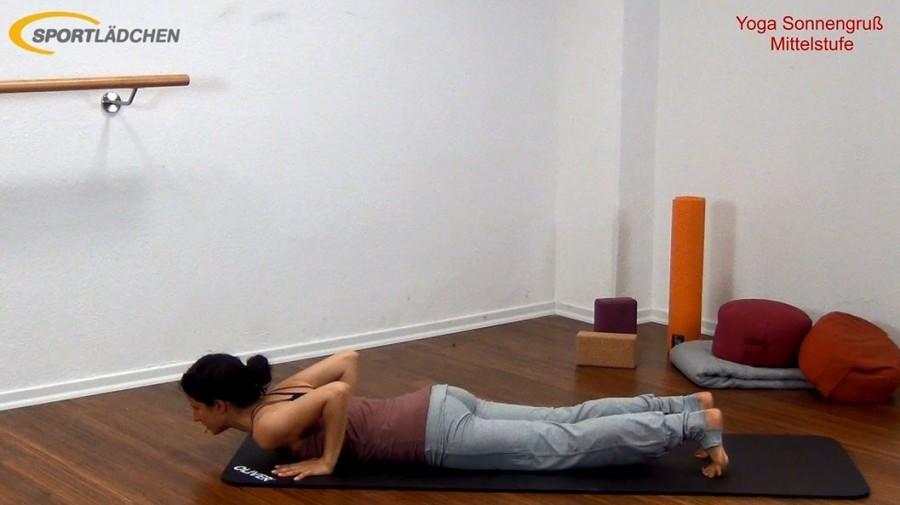 Yoga Sonnengruß Mittelstufe Bild 6