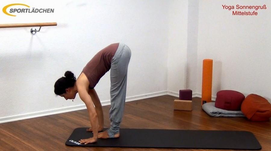 Yoga Sonnengruß Mittelstufe Bild 10