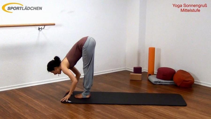 Yoga Sonnengruß Mittelstufe Bild 3