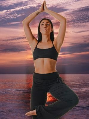 Yoga Sonnengruß Mittelstufe