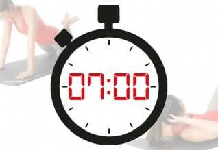 Das 7 Minuten Workout: Schnelles Training - schnelle Ergebnisse?
