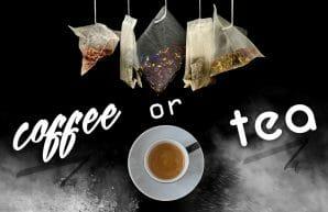 Was ist gesünder: Kaffee oder Tee?
