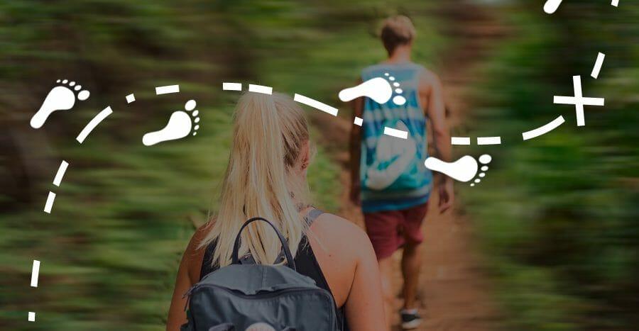 Spazieren gehen: So einfach geht Fitness!