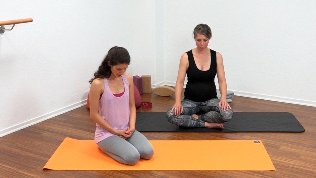 Meditation Einstimmung