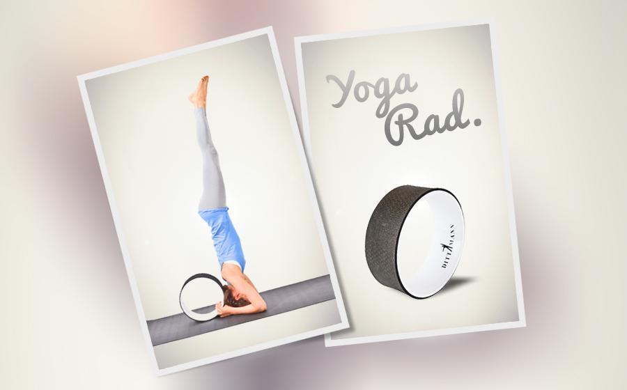 Yoga Wheel Uebungen Das Yogarad im