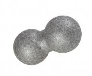 Oliver Doppelball 8cm Grau