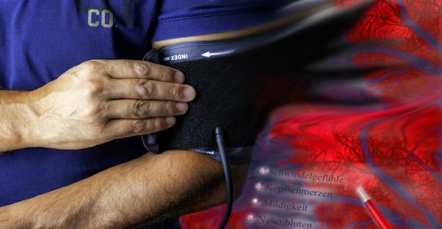 Was ist Bluthochdruck?