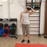 Dehnübungen mit der CHRS Methode Hals Nacken Stretch