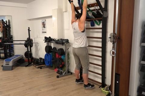 Dehnübungen CHRS Rücken Stretch