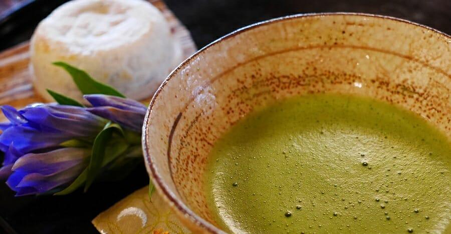 Was ist Matcha Tee?
