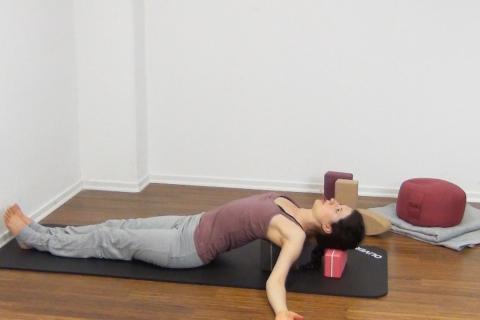 Yoga Kopfstand 1