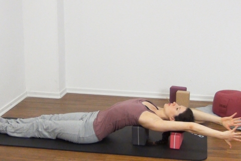 Yoga Kopfstand 2