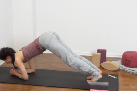 Yoga Kopfstand 4