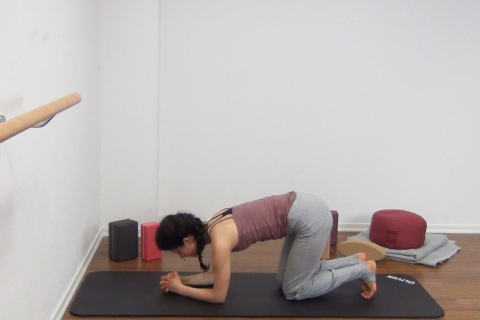 Yoga Kopfstand 9
