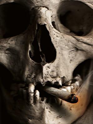 uswirkungen des Rauchens auf den Körper