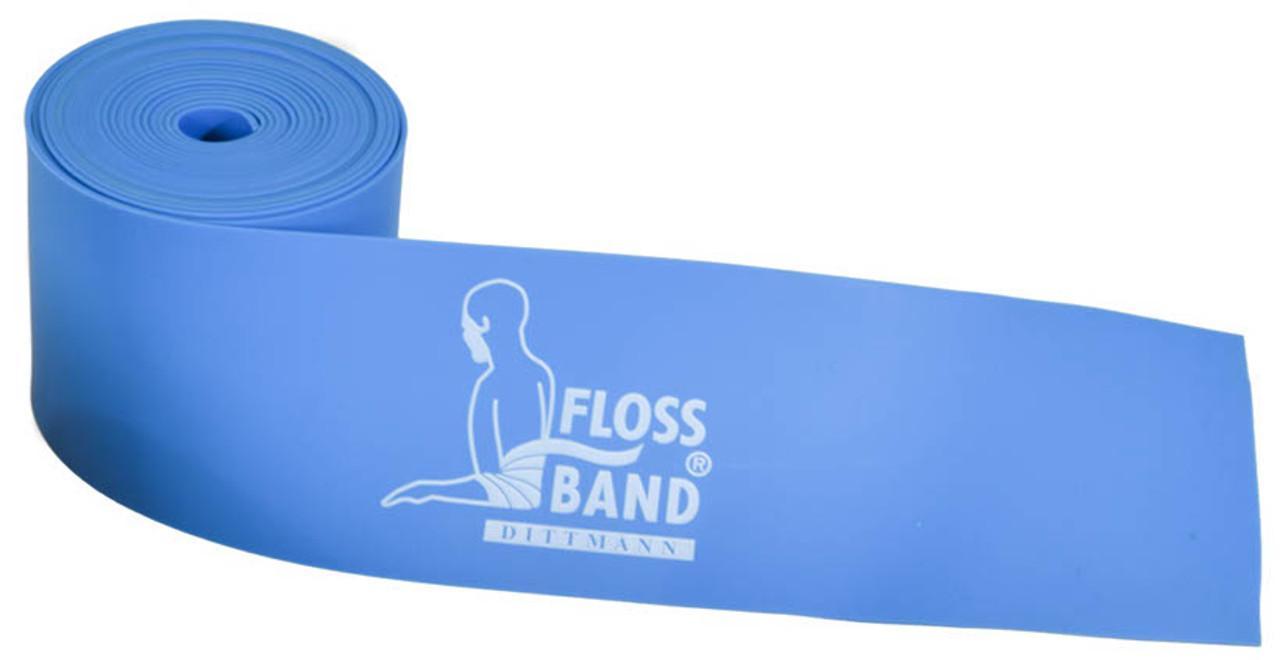 Floss Band Blau