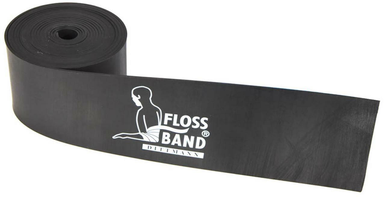 Flossband Schwarz