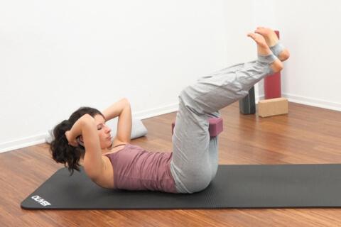 Yoga für den Bauch Fortgeschritten 1b