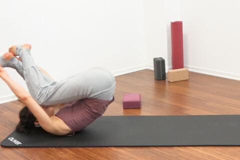 Yoga für den Bauch Fortgeschritten 3b