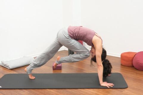 Yoga für den Bauch Fortgeschritten 6b