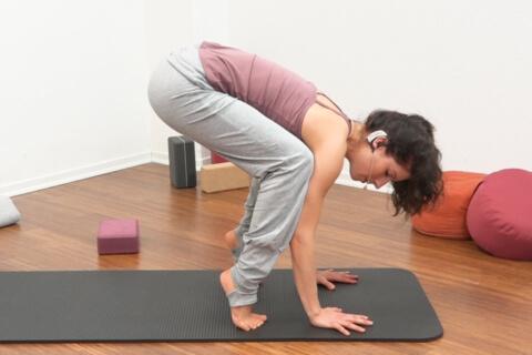 Yoga für den Bauch Fortgeschritten 8a