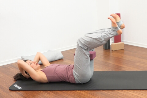 Yoga für den Bauch Fortgeschritten 1a