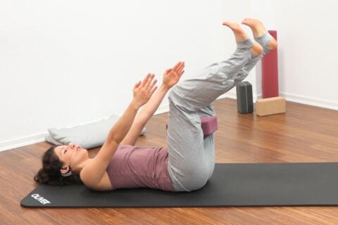 Yoga für den Bauch Fortgeschritten 2a