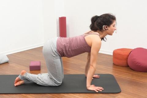 Yoga für den Bauch Fortgeschritten 4a