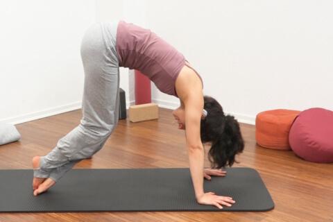 Yoga für den Bauch Fortgeschritten 4b