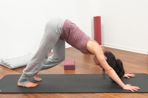 Yoga für den Bauch Fortgeschritten 5a
