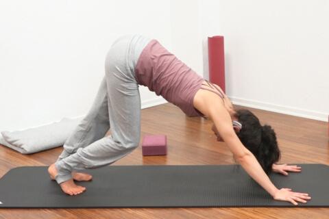 Yoga für den Bauch Fortgeschritten 5b