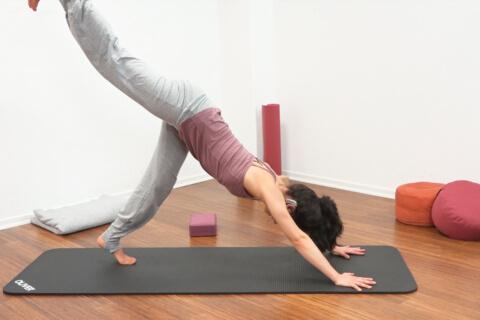 Yoga für den Bauch Fortgeschritten 6a
