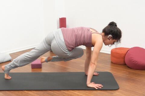 Yoga für den Bauch Fortgeschritten 7a