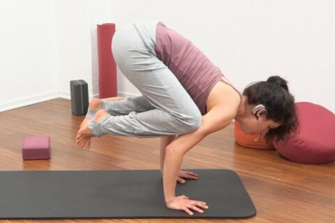 Yoga für den Bauch Fortgeschritten 8b