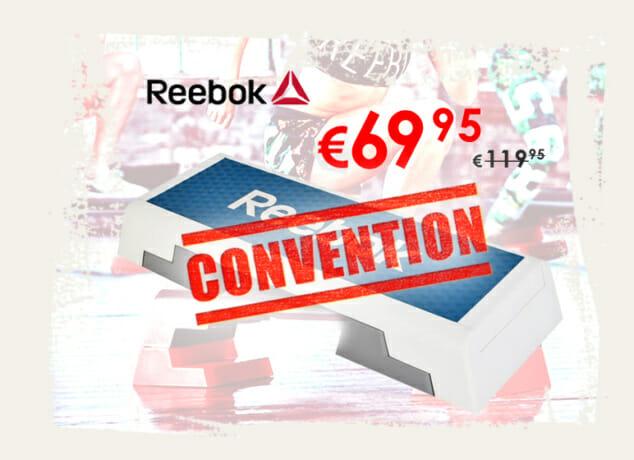 Reebok Convention Steps jetzt im Sportlädchen Shop!!