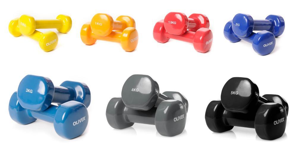 Hantel Workout für den Oberkörper: Das Equipment