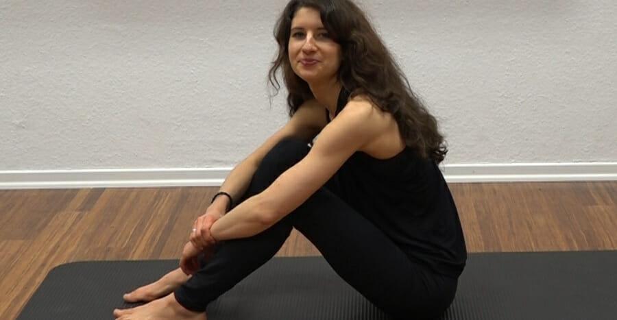 Yoga Core Übungen