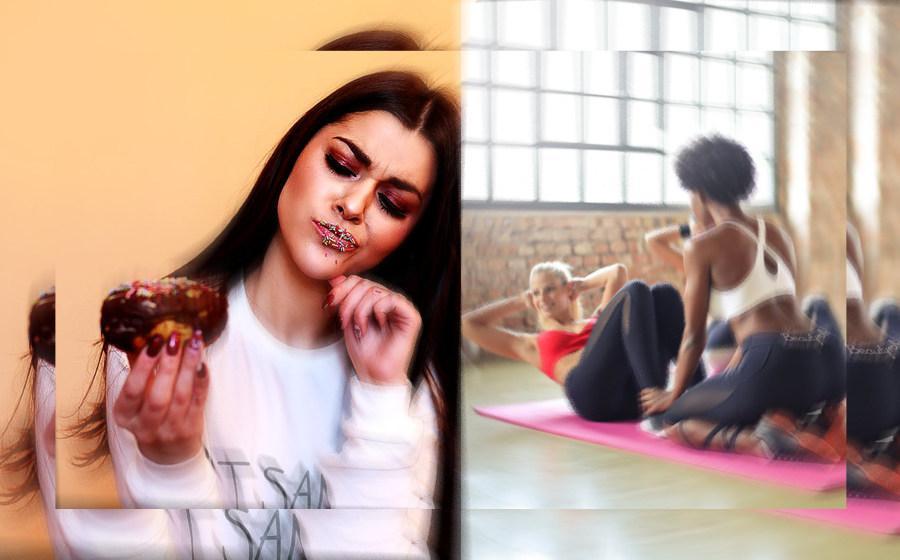 Was ist wichtiger: Training oder Ernährung?