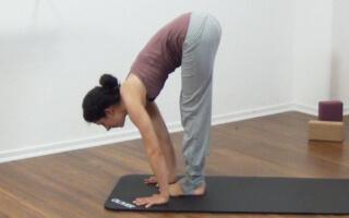 Yoga Sonnengruß Fortgeschritten 10