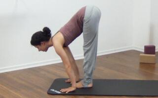 Yoga Sonnengruß Fortgeschritten 11