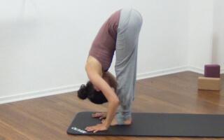 Yoga Sonnengruß Fortgeschritten 12