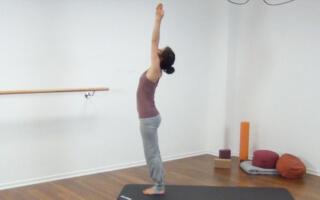 Yoga Sonnengruß Fortgeschritten 13