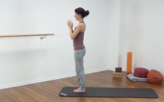 Yoga Sonnengruß Fortgeschritten 14